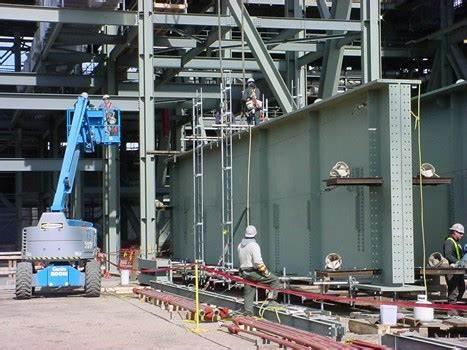 Steel fabrication & erection